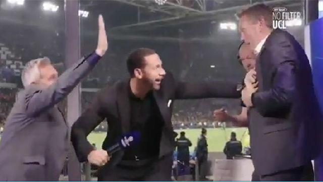 El milagro del Tottenham casi provoca un infarto en directo: ¡Qué locura de celebración!