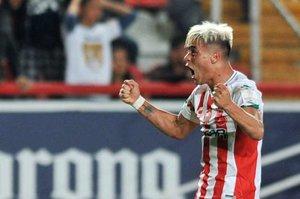 Necaxa está dentro de los mejores cinco equipos en la Liga MX