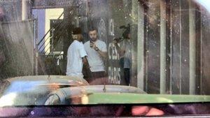 Neymar ya está en París para negociar sobre su futuro en el PSG