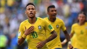 Neymar siempre ha sido el objetivo de Florentino Pérez