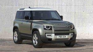 Nuevo Land Rover Defender.