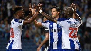 El Porto sigue la estela del Benfica en este arranque de campeonato