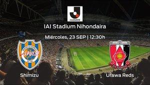 Previa del encuentro: el Shimizu S-Pulse recibe al Urawa Reds en la decimoctava jornada