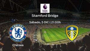 Previa del partido de la jornada 11: Chelsea - Leeds United