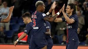 El PSG suma 15 puntos de 15 posibles en liga