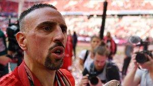 Ribéry, a un paso de fichar por la Fiorentina