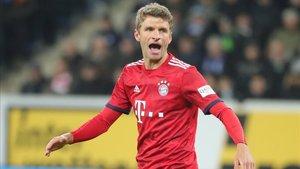 Thomas Müller podría renovar el contrato con el Bayern