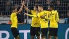 Tres puntos de oro para el Dortmund en el derbi
