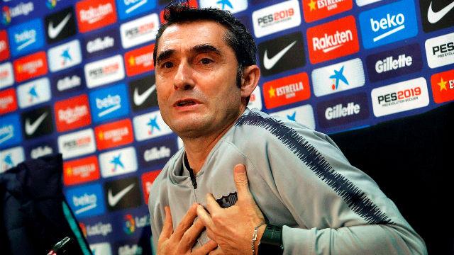 Valverde valora a Carlos Vela y De Jong