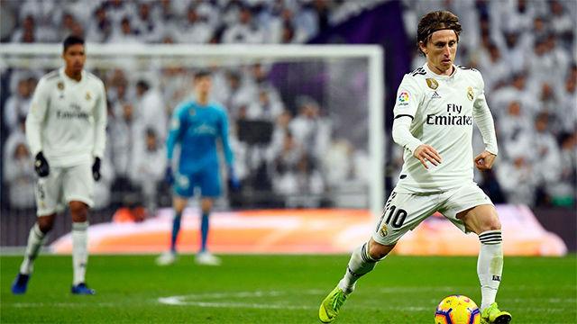 Vea la sufrida victoria del Real Madrid ante el Rayo Vallecano