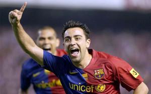 Xavi Hernández - Despedida FC Barcelona