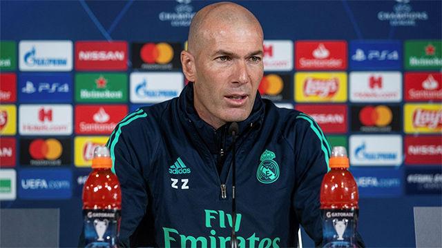 Zidane: Nó sé si Hazard se va a operar o no