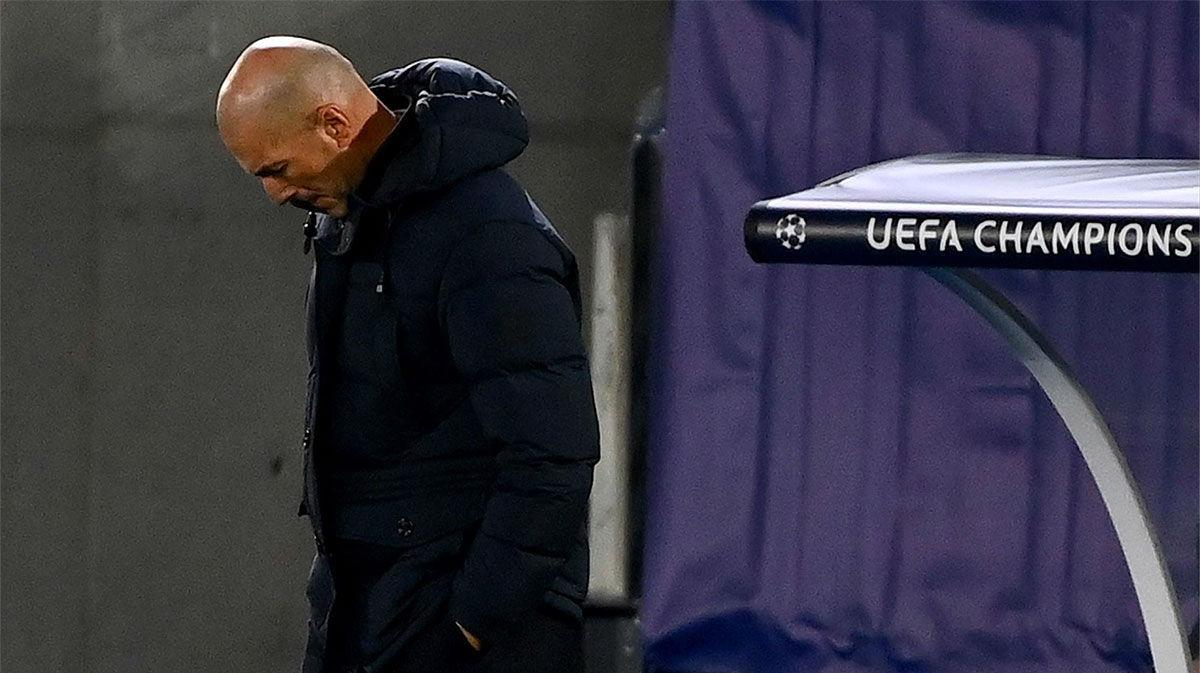 Zidane: Me veo capaz de sacar esto adelante