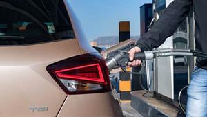Vehículo de combustible alternativo