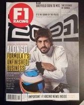 Alonso, en la portada de F1 Racing