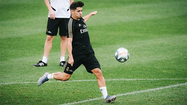 Ángel Torres confirma que el Getafe ha pedido la cesión de Brahim