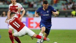El Arsenal quiere sacudirse el mal sabor de boca que dejó el subcampeonato de la Europa League