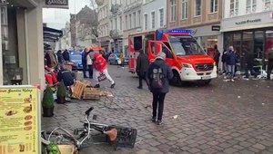 Atropello múltiple mortal en Tréveris (Alemania): 2 muertos y 10 heridos