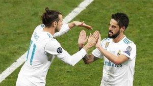 Bale e Isco son algunos de los jugadores que pueden dejar el Real Madrid