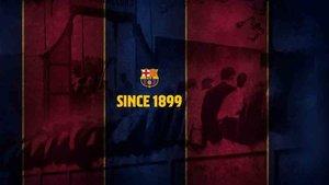 El Barça celebra los 121 años de su fundación en las redes sociales