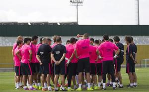 El FC Barcelona 2015/16 empezará a rodar el lunes 13 de julio en la Ciutat Esportiva Joan Gamper