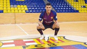 El brasileño Marcenio ya tiene el transfer internacional