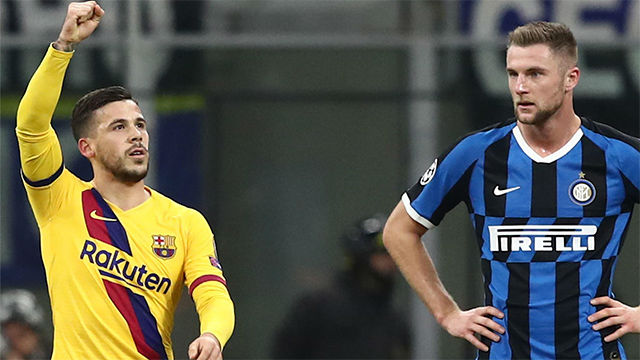 Carles Pérez debuta y se estrena como goleador en la Champios League