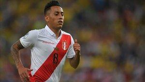 Christian Cueva espera volver a ser llamado a la selección peruana