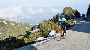 Ex ciclista profesional Joseba Beloki asesora la Gran Fondo SB Hotels Terres de l¿Ebre