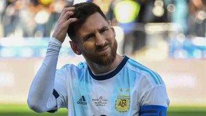 La Conmebol respondió a las críticas de Leo Messi