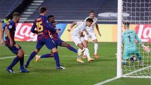 Coutinho no celebró sus goles ante el Barcelona