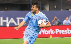 David Villa ya acabó la temporada oficial en la MLS