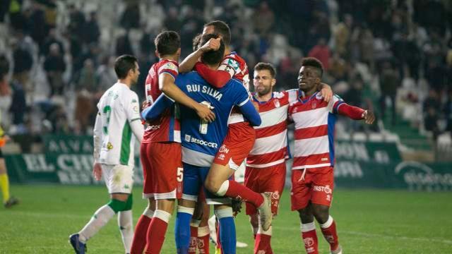 El derbi andaluz termina con victoria nazarí