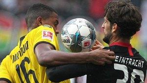 El Dortmund perdió dos puntos en el último instante