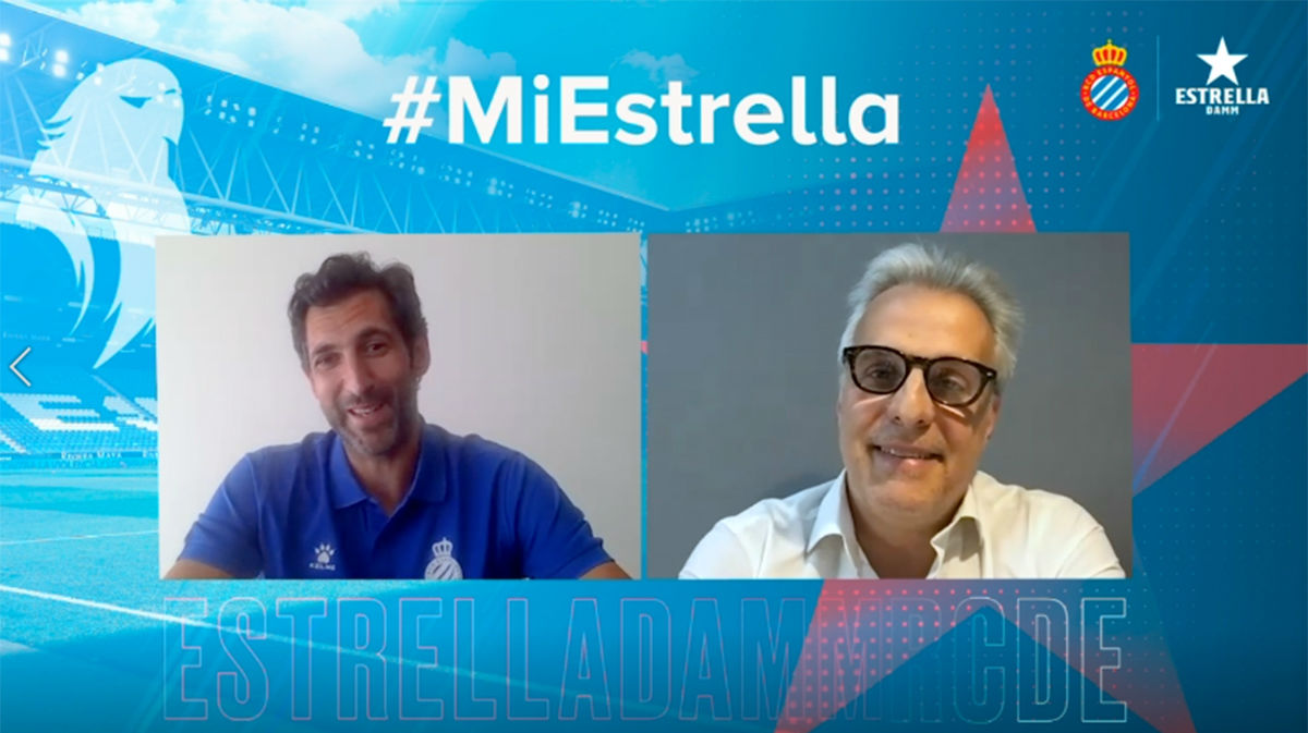 Estrella Damm entrevista Diego López
