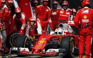 Ferrari se ve a la altura de conquistar el título Mundial esta temporada