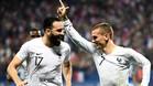 Griezmann, centrado en el Mundial