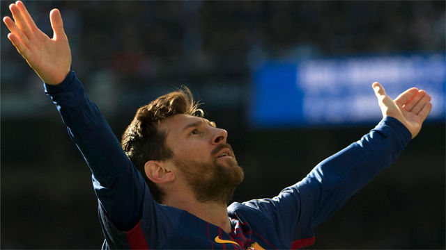 Messi fires back at Ronaldo over challenge to play in Italy