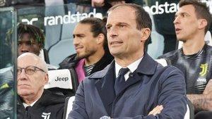 En Italia afirman que el Inter tiene en la recámara a Allegri