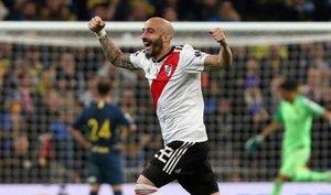 Javier Pinola declaró con mucho entusiasmo días después del título de la Copa Libertadores