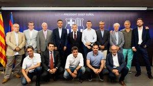 El jurado que ha elegido a Gerard Piqué como mejor futbolista del FC Barcelona la temporada 2028-2019