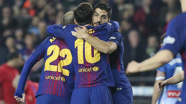LACOPA FCB | Barça - Espanyol (2-0)