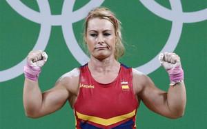 Lidia Valentín, bronce en Río 2016 y ahora, oro en Londres 2012