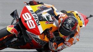 Lorenzo no podrá corre el GP de los Países Bajos tras su caída en los entrenamientos libres