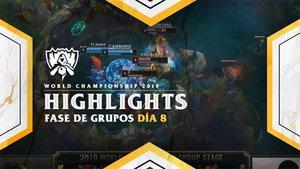 Los highlights de Worlds