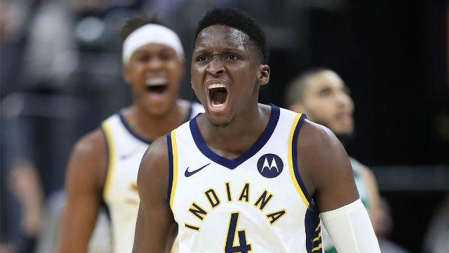 Los Pacers vencen a los Sixers