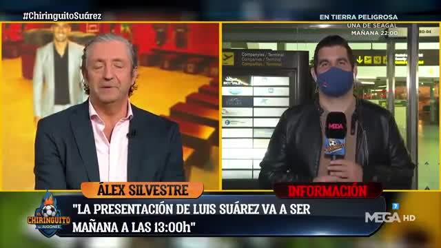 Luis Suárez cree que ha sido la cabeza del turco
