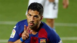 Luis Suárez quiere despedirse de la afición del Barcelona