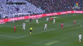 Marcelo volvió a dormirse y Portu lo aprovechó dando la puntilla al Madrid