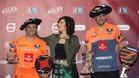 Mati Díaz y Maxi Sánchez dieron la sorpresa en el Abierto de Bilbao de pádel